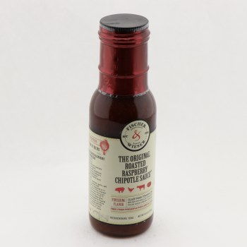Fischer The Original Roasted Raspberry Chipotle Sauce 10.5 oz