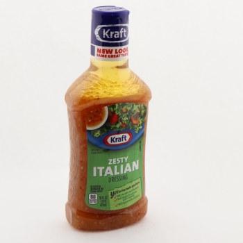 Kraft Zesty Italian