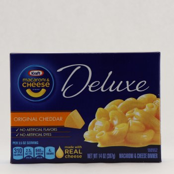 Kraft Deluxe Mac & Cheese