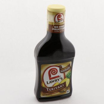 Lawry's Marinade Teriyaki