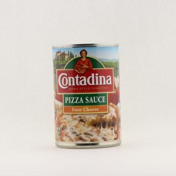 Contadina pizza sauce 4 cheese 15 oz