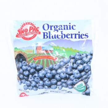 Sno Pac Blueberries