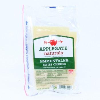 Applegate Emmentaler Cheese