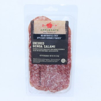Applegate Genoa Salami