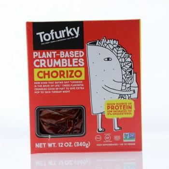 Tofurky Chorizo