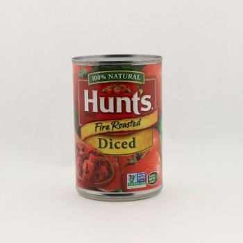 Hunts fire roasted tomato 14.5 oz