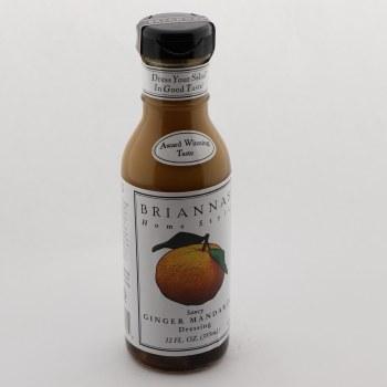 Briannas Ginger Mandarin