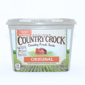 Country Crock Original Butter Spread