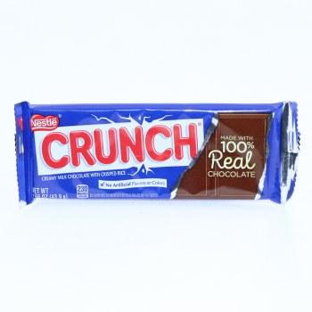 Crunch Milk Chocolate Bar