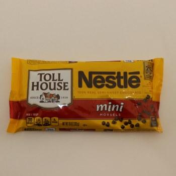 Nestle mini morsels 10 oz