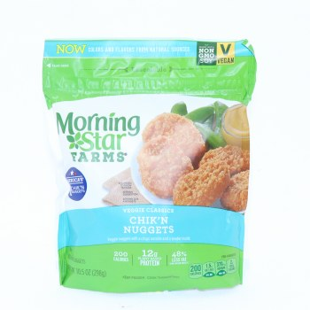 Morning Star Chik'n Nuggets