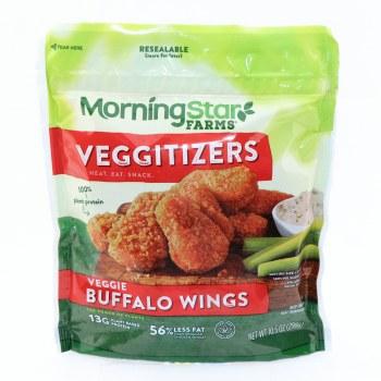 Morning Star Buffalo Wings Hot