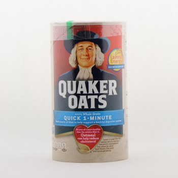 Quaker Quick Oats 18 oz