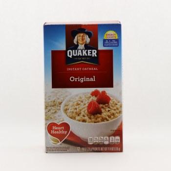 Quaker Original Oatmeal
