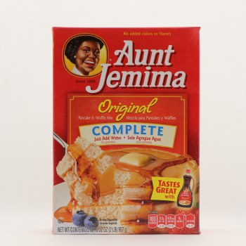 Aj Pancake Complete