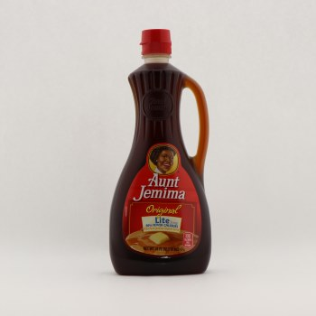 Aunt Jemima Lite Syrup