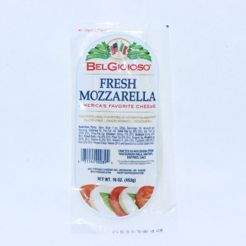 BelGioioso Fresh Mozzarella 16oz.  16 oz