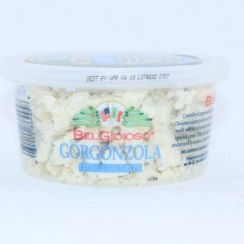 BelGioioso Freshly Crumbled Gorgonzola Cheese 5 oz