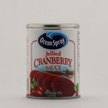 OS jellied cranberry sauce 14 oz