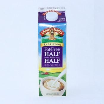 Lol Half & Half Fat Free