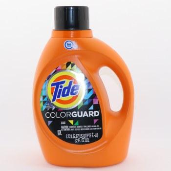 Tide ColorGuard Detergent HE Turbo Clean 48 Loads 92 oz