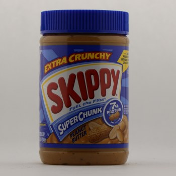 Skippy Super Chunk PB 16.3 oz