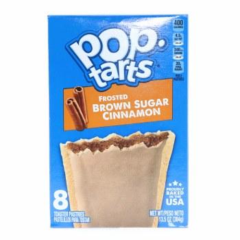Pop Tarts Brown Sugar Cinn