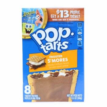 Pop Tarts Frstd S'mores