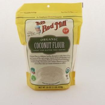 Bobs Organic Coconut Flour