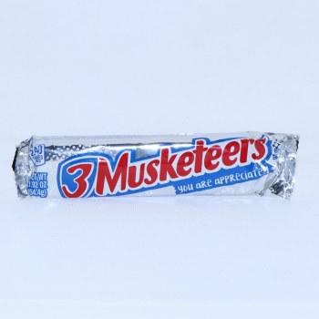 3 Muskateers