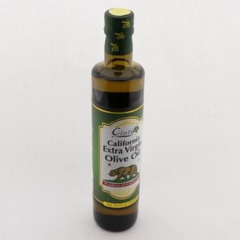 Ciuti California E V Olive Oil