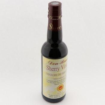 Don Bruno Sherry Vinegar