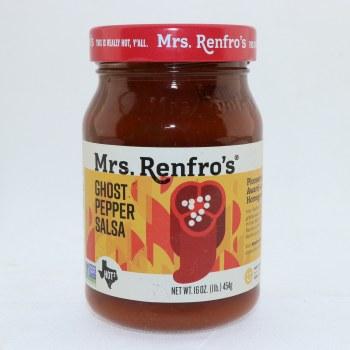 Mrs Renfros Ghost Peppr Salsa
