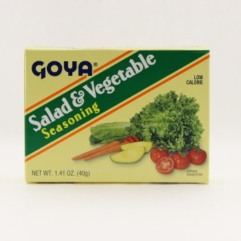 Goya Veg & Salads Seasoning