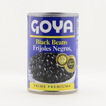 Goya black beans 15.5 oz