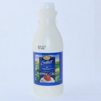 Kemps 36% Whipping Cream Qt