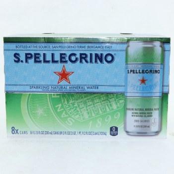 Sanpellegrino Mineral Water