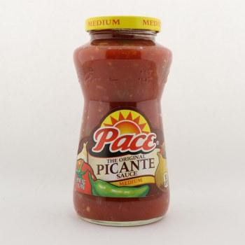 Pace Picante Sauce Medium