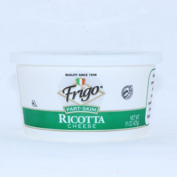 Frigo Part Skim Ricotta Cheese