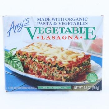 Amys Vegetable Lasagna