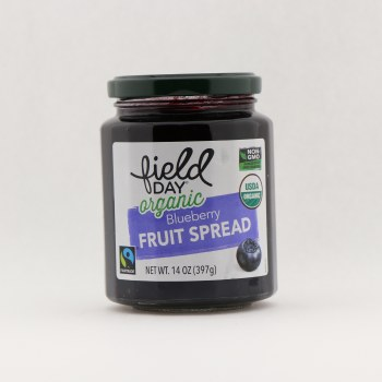Field Org Blueberry Spread