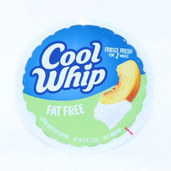 Cool Whip Fat Free