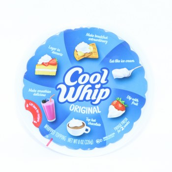Cool Whip Dairy Free
