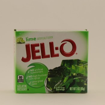 Jello Lime