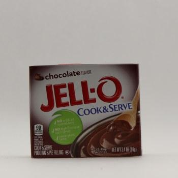 Jello chocolate 3.4 oz