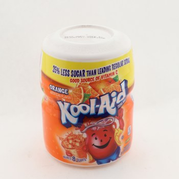 Kool Aid Orange