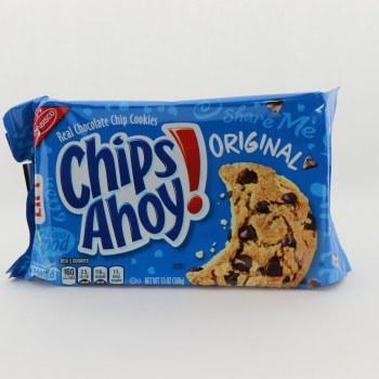 Nabisco Original Chips Ahoy Chocolate Chips Cookies 13 oz
