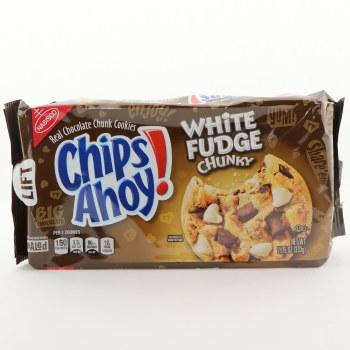 Chips Ahoy Chunky W Fudge