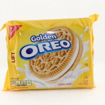 Nabisco Golden Oreo  14.3 oz