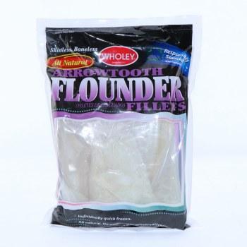 Wholey Flounder Fillets
